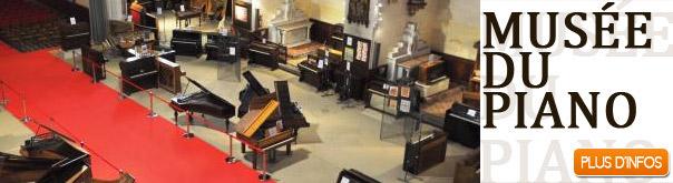 Musée du piano